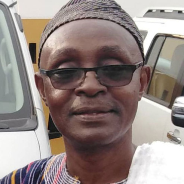 HRH Zangbalin-Naa Dr. Jakob Yakubu Mahama